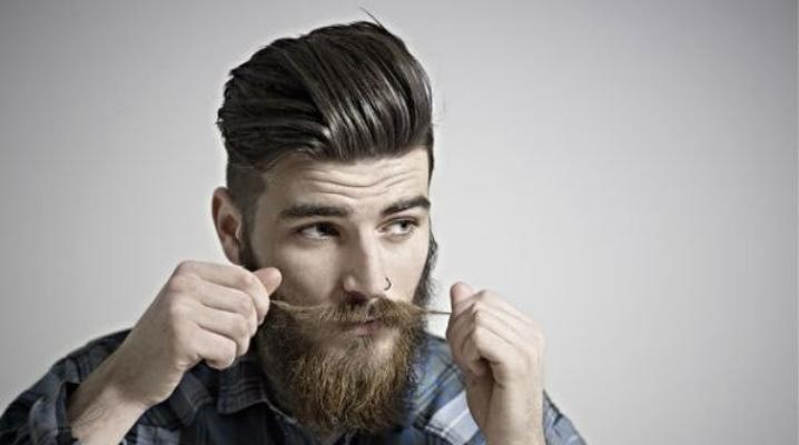 Віск для бороди і вусів
