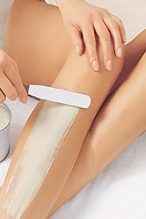Як прибрати віск з шкіри після депіляції?