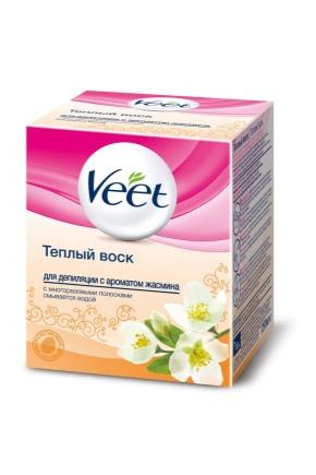 Теплий віск для депіляції Veet
