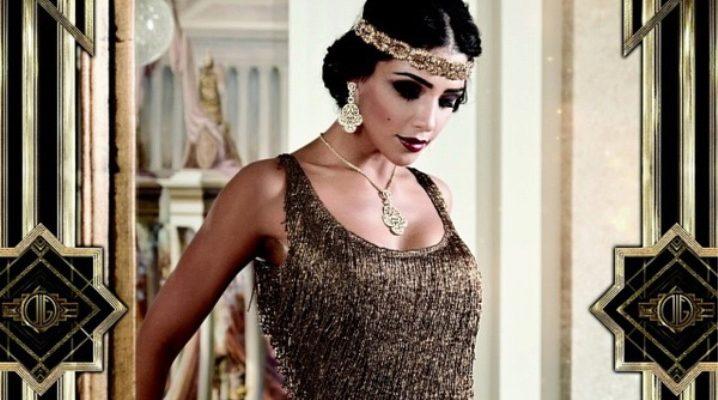 Плаття в стилі «Великий Гетсбі» – розкіш 20-х років