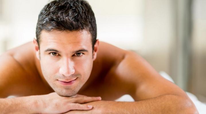 Видалення волосся у чоловіків