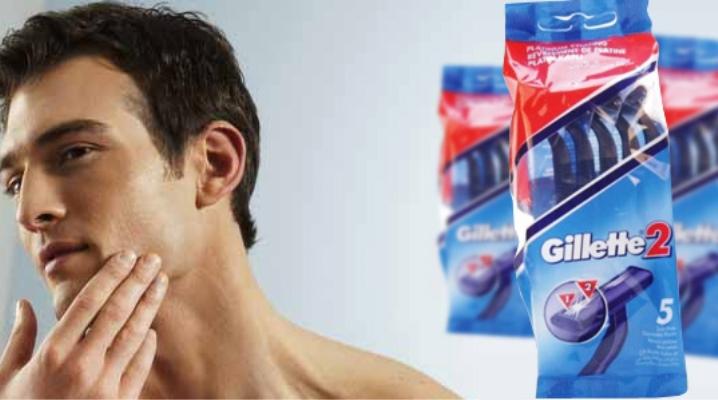 Одноразові станки для гоління