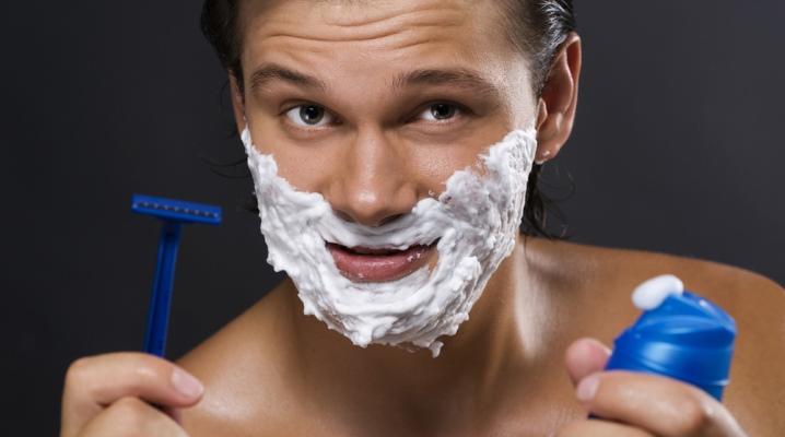 Леза для гоління