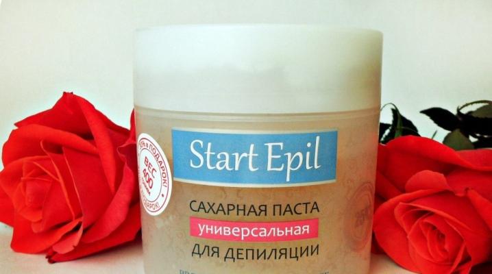 Паста Start Epil для шугарінга