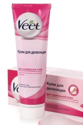 Крем для депіляції Veet