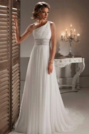 Весільні сукні у грецькому стилі