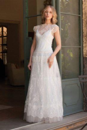 Весільна сукня в стилі «Прованс»