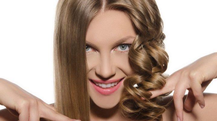 Як випрямити волосся без прасування?