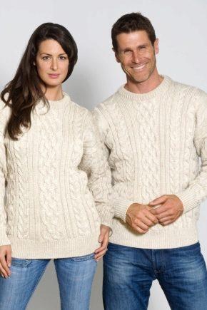 Пуловер для жінок і чоловіків