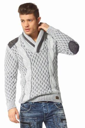 Чоловічий пуловер 2018