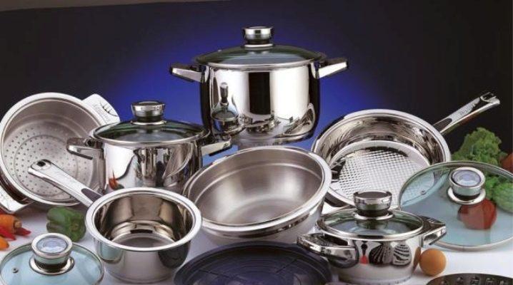 Як почистити алюмінієвий посуд в домашніх умовах?