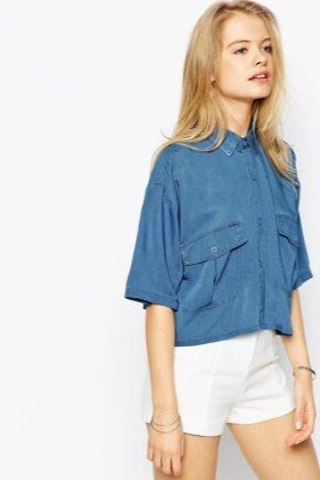 Сорочки для юних модниць