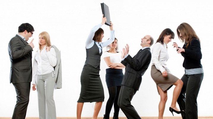 Важливі правила поведінки у конфліктній ситуації