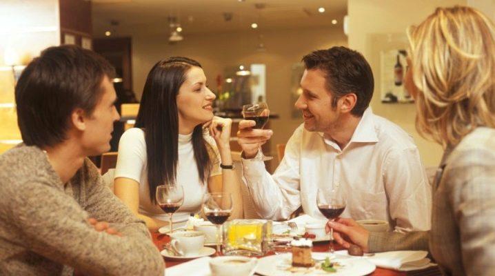 Тонкощі і основні правила поведінки в гостях