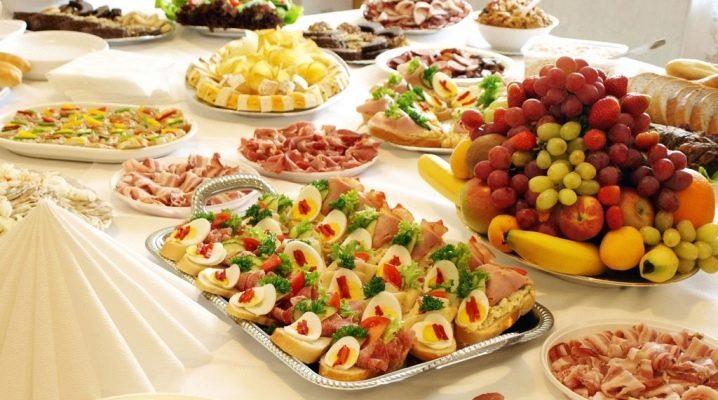 Оформлення страв до святкового столу в домашніх умовах: цікаві ідеї