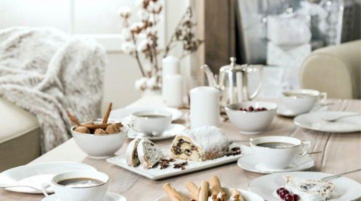Сервірування столу в різних стилях: види та особливості