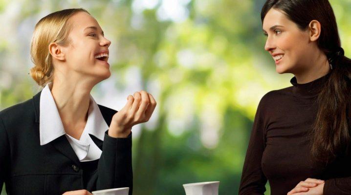 Правила ведення бесіди