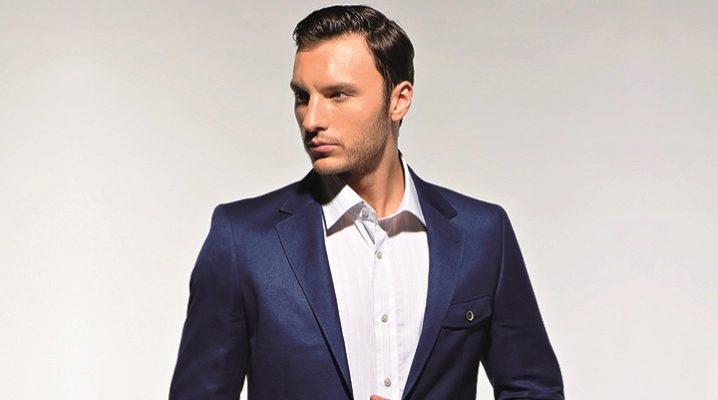 Яку сорочку одягти під костюм: синій, сірий та інші