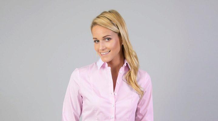 З чим носити рожеву сорочку?