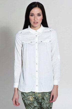 З чим носити довгу сорочку?