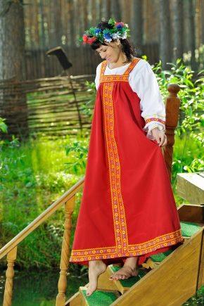 Російський народний сарафан