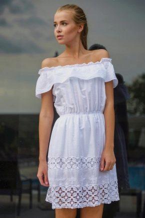 Сарафан з відкритими плечима – модний тренд сезону