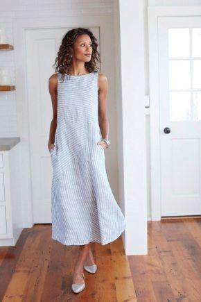 Чим сарафан відрізняється від сукні?