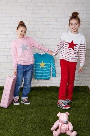Светр для дівчаток і підлітків